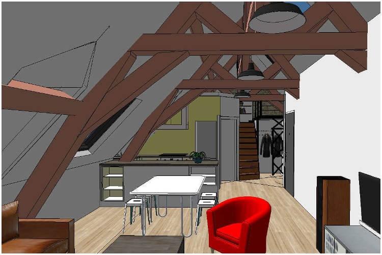 maitre d oeuvre nantes maitre d oeuvre nantes caractre agencement u matrise duoeuvre votre. Black Bedroom Furniture Sets. Home Design Ideas