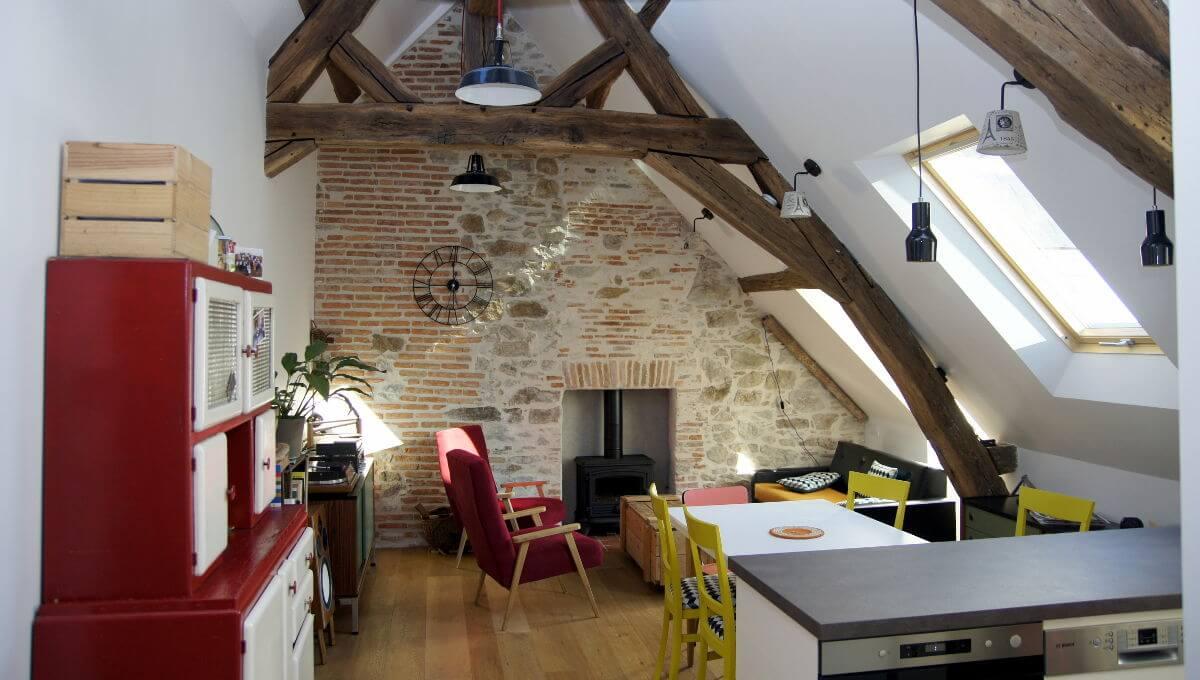 Construction éco-rénovation maison appartement maître d'œuvre et architecte d'intérieur, Nantes, Pornic, La Baule, Travaux isolation performante BBC